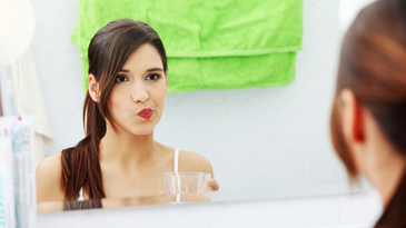 3 Reasons Why Regular Mouthwash Does Not Cure Sore Throats